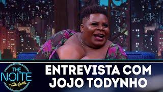 Entrevista com Jojo Todynho   The Noite (22/03/18)