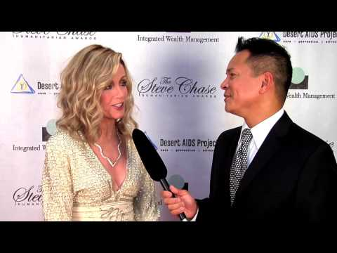 Donna Mills returns to the Steve Chase Humanitarian Awards