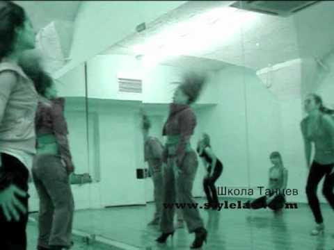 Открытое занятие с Яной Мосокиной - strip dance