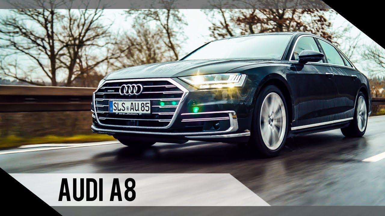 2018 Audi A8 Overview  MSN Autos