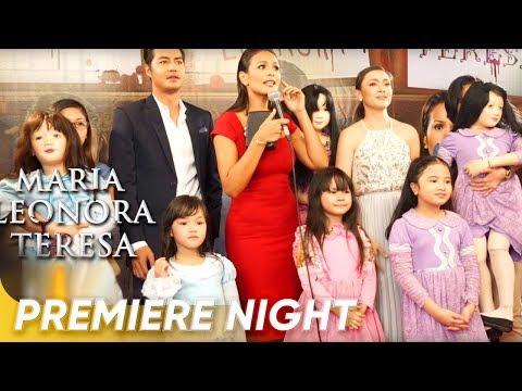 Maria Leonora Teresa Premiere Night
