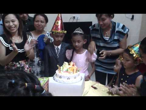 My Brother N Sister Birthday 2.mp4 video