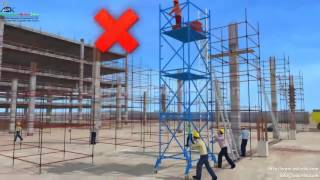 Work at Height Safety Tips