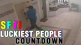 Top 10 Luckiest People in the World | Countdown #10 | SFTI | Comedyone