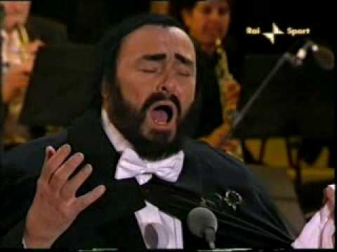 Pavarotti Last Performance