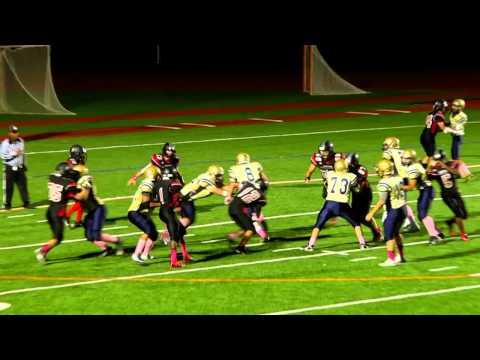 Dwight Englewood vs Newark Academy Highlights 2014 - 10/03/2014