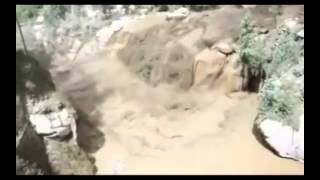 Gangotri Glacier After Heavy Rain   Flood in Uttarakhand