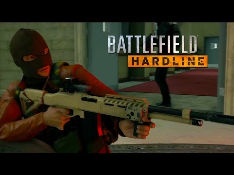 Battlefield Hardline - Launch Trailer