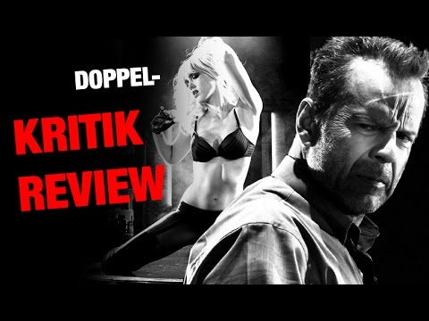 SIN CITY 1 & 2: A DAME TO KILL FOR Kritik Review