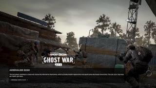 Ghost war pvp new class gameplay