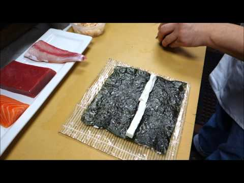 One Sumo Roll - How To Make Sushi Series