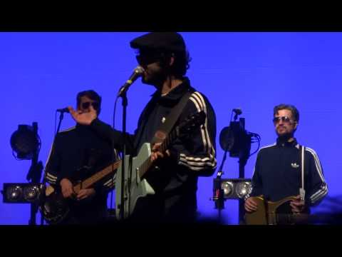 "Eels - E and The Chet ""wedding vows"" + Go Knuckles"