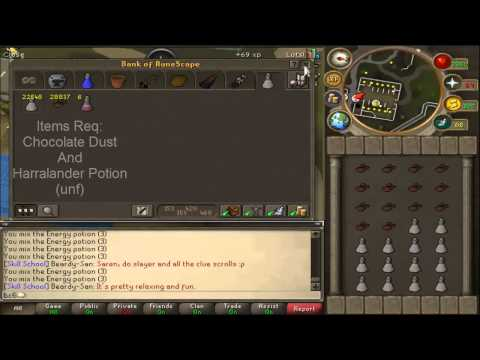 Cheap EOC 99 Herblore Guide 154K XP-HR June 2013