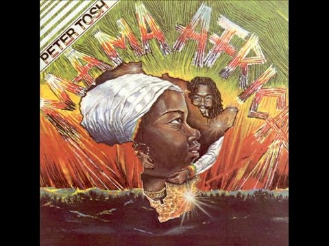Peter Tosh | Mama Africa (1983) álbum completo