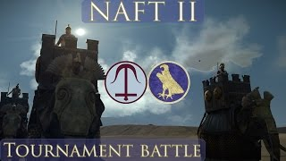 Total War Rome 2 NAFT 2 Tournament Finals Game 1
