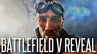 BATTLEFIELD V REVEALED - Teaser Trailer