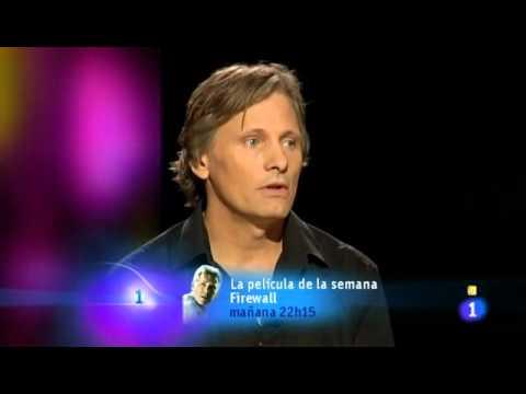 Versión Española - Viggo Mortensen y Los Santos Inocentes.