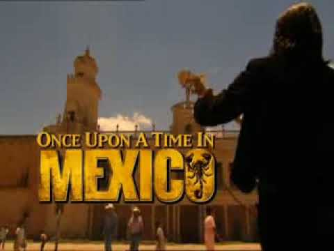 Antonio Banderas - La Malagueña (Érase Una Vez En México)