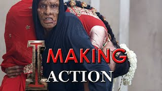 Shankar's I Movie Making Action