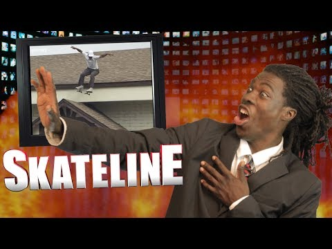 SKATELINE - Tony Hawk, ASAP Rocky D3 Shoe, Jamie Foy, Brandon Biebel & More
