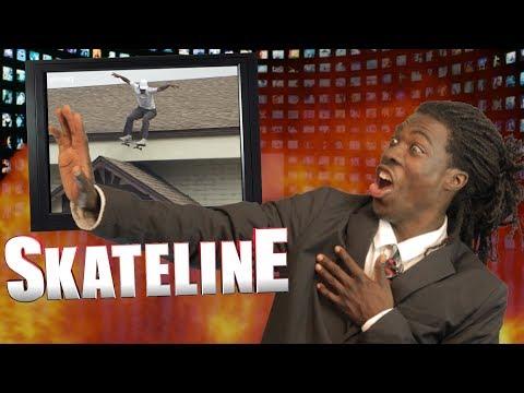 SKATELINE - Tony Hawk, ASAP Rocky D3 Shoe, Jamie Foy, Brandon Biebel & More