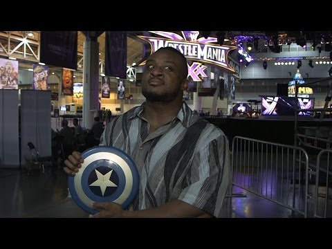 Marvel At Wrestlemania Xxx: Big E video