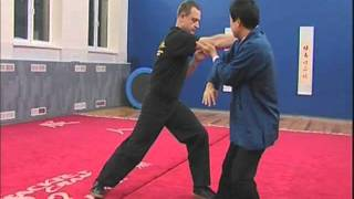Wing Chun foot work