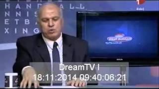 رضوان الزياتي: غياب المعايير جاب فاروق جعفر مدير للكرة فى مصر