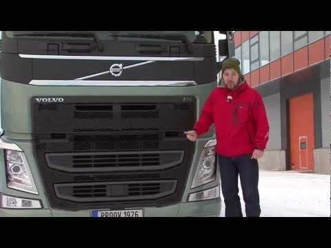 Truck Motors — uus Volvo FH Globetrotter