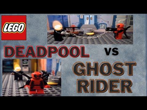 Ghost Rider vs Deadpool