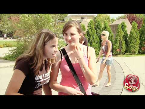 Kissing Hot Blind Girl Prank