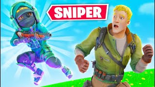 BEST BOUNCY SNIPER IN FORTNITE!
