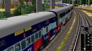 12162/Lashkar SF Express (PT) - Agra Cantt. to Lokmanya Tilak    IR In MSTS