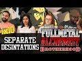Fullmetal Alchemist: Brotherhood   1x10 Separate Destinations   Group Reaction