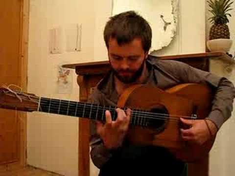 Bulerias - Myrddin - dedicada a Gerardo Nunez