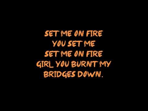 OneRepublic - Burning Bridges (Acoustic) (Lyric Video)