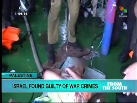 Int'l Court of Justice Finds Israel guilty of war crimes