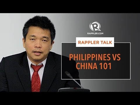 Rappler Talk: Philippines vs China 101