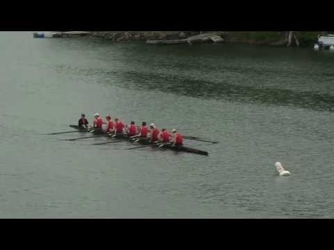 2013 E Sprints 38 HV V8 3F Dartmouth Columbia Holy Cross GWU Rutgers MIT EARC HM Rowing Cre