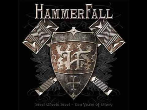Hammerfall Last man standing lyrics