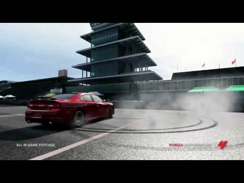 Forza Motorsport 4 - November Speed Pack Trailer
