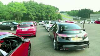 Honda Civic Type R Owners Experience op Spa-Francorchamps
