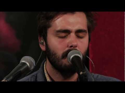 Lord Huron - I Will Be Back One Day (Live @ KEXP, 2012)