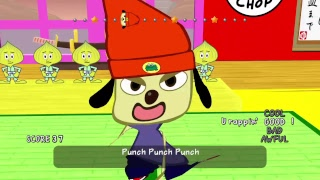 SlowBurne Plays The PaRappa the Rapper Demo