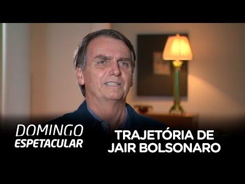 Conheça a trajetória de Jair Bolsonaro na vida política