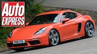 Porsche 718 Cayman S review: has Porsche's small coupe lost its soul?