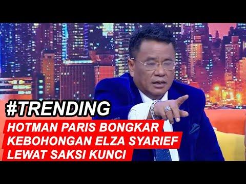 Download Hotman Paris Akui Elza Syarief Sudah Tahu Lawan Debatnya Nikita Mirzani Part 01 - Call Me Mel 10/09 Mp4 baru