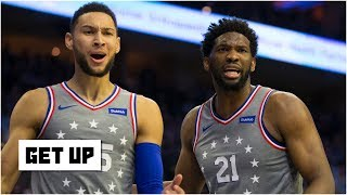 Ben Simmons and Joel Embiid are a bad fit together – Ryen Russillo | Get Up