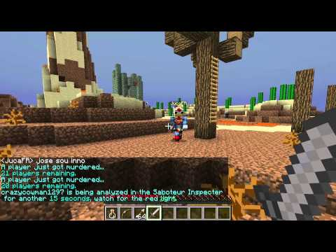 Super Bomba - Minecraft PVP