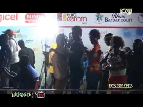 RAM CARNAVAL DES FLEURS HAITI 2012